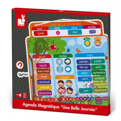 JANOD agenda magnétique