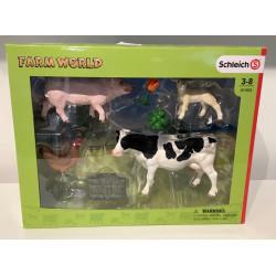 SCHLEICH set farm world